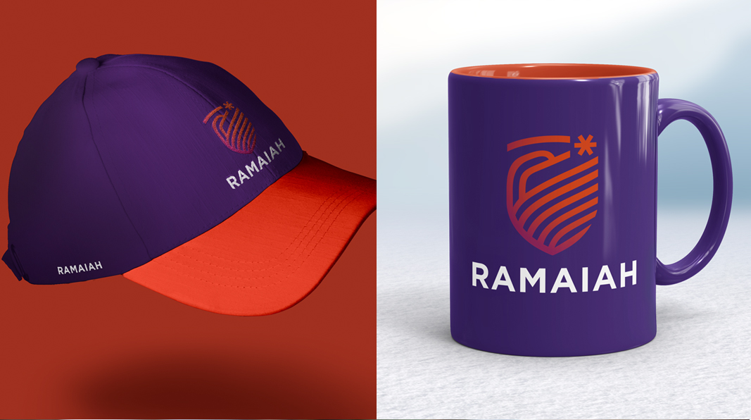 Cracker & Rush: Case Study - Ramaiah - Merchandise - Cap and cup