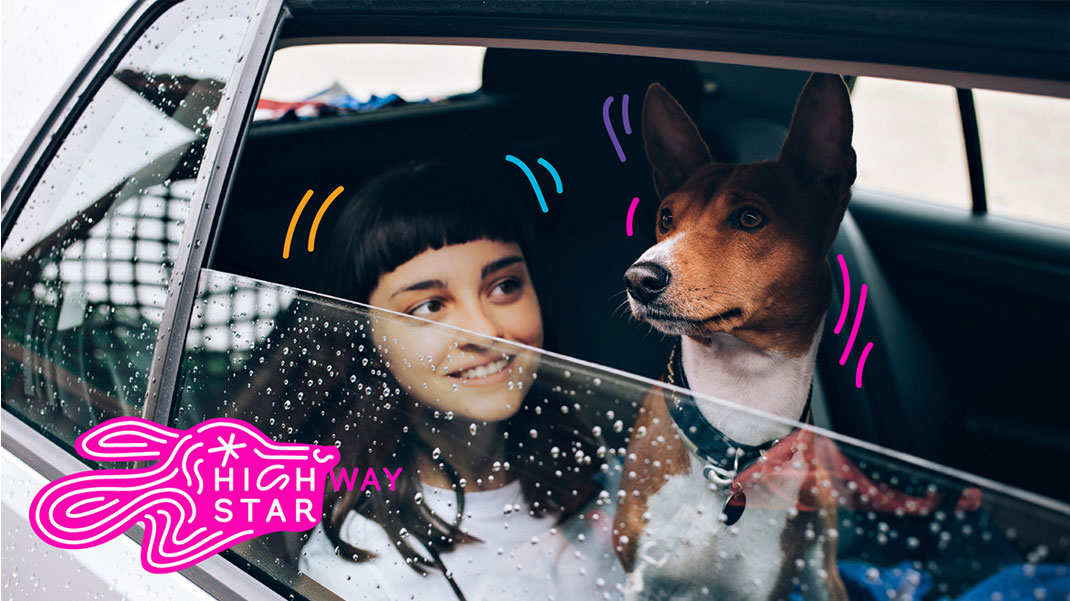 Cracker & Rush: Case Study - Highway Star - Kid with dog